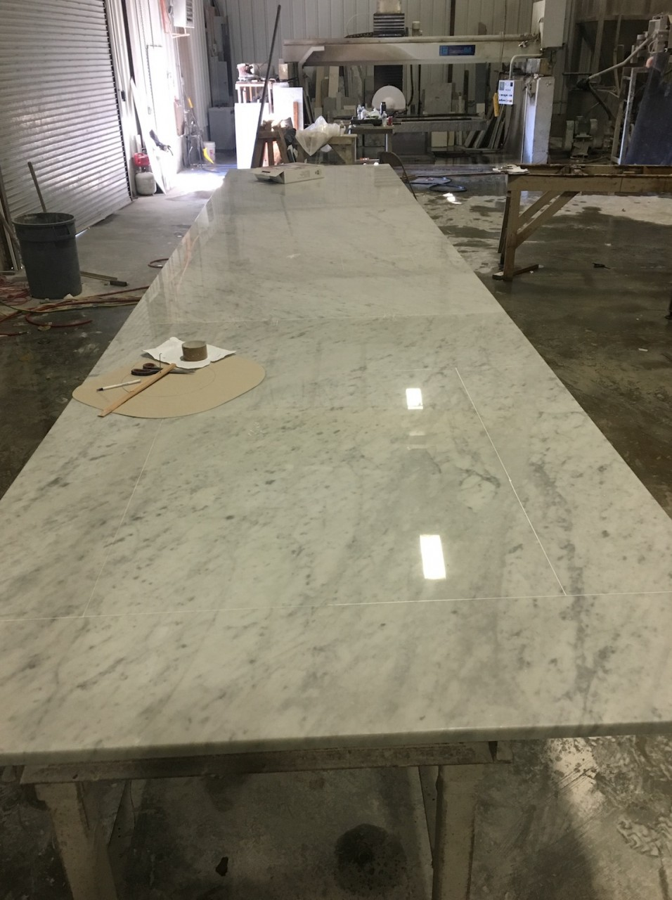 marble buffet top