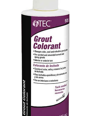 TEC+Grout+Colorant