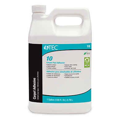 TECS-10-carpet-pad-adhesive