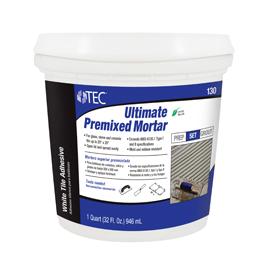TEC+Ultimate+Premixed+Mortar